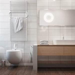 idees deco creer une salle de bains moderne etape par etape With idee couleur peinture toilette 10 video bien eclairer une salle de bains sur deco fr