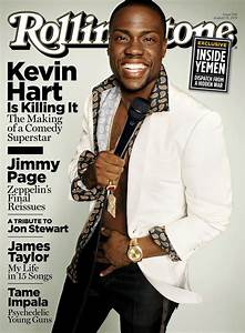 The King of Comedy? Kevin Hart Strips Down for Rolling ...