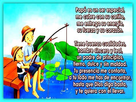 poemas padre cortos y bonitos animados no largos poemas para el dia padre