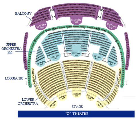 planet hollywood las vegas showroom seating chart