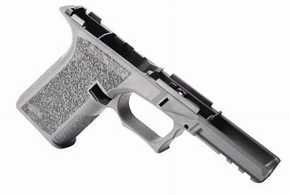 Slide Glock Compact Polymer80 Polymer Gray P80