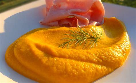 recette de cuisine saumon purée de carottes toute douce au cumin cuisine gourmande