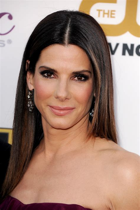 I Vote This As Most Hair Of 2014 Bullock Hair And Makeup Critics Choice Awards 2014