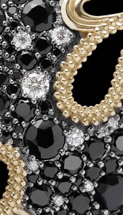 Diamonds Iphone Pearls Gold Bling Wallpapers Diamond