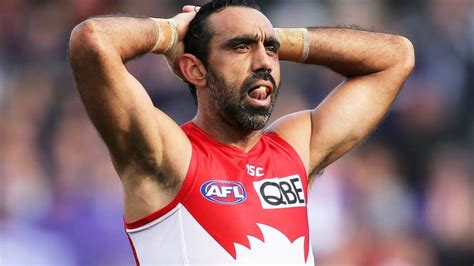 Gutted swans champion adam goodes has taken a phone call from the young girl. Adam Goodes attacked by fans over new interview