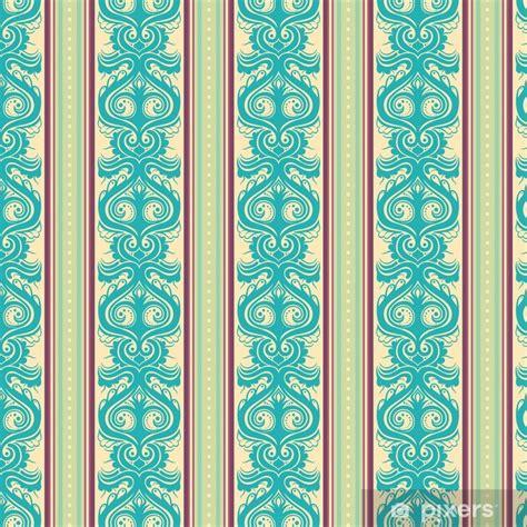 Vintage Tapete Türkis by Tapete T 252 Rkis Vintage Muster Pixers 174 Wir Leben Um Zu