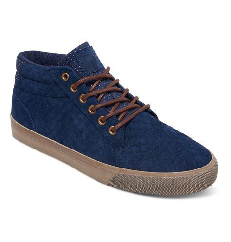 Men's Council Lx Mid Top Shoes Adys300258  Dc Shoes