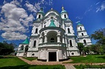 Chernihiv city · Ukraine travel blog