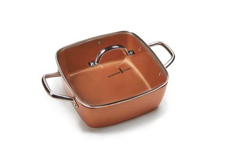 copper chef xl casserole pan tristarcares