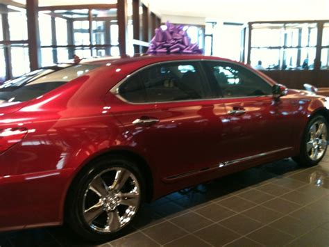 2012 Lexus Ls460l