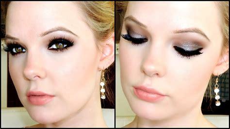 Diy Prom Full Glam Makeup Tutorial  Youtube