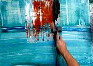abstract art, original abstract paintings, palette knife ...