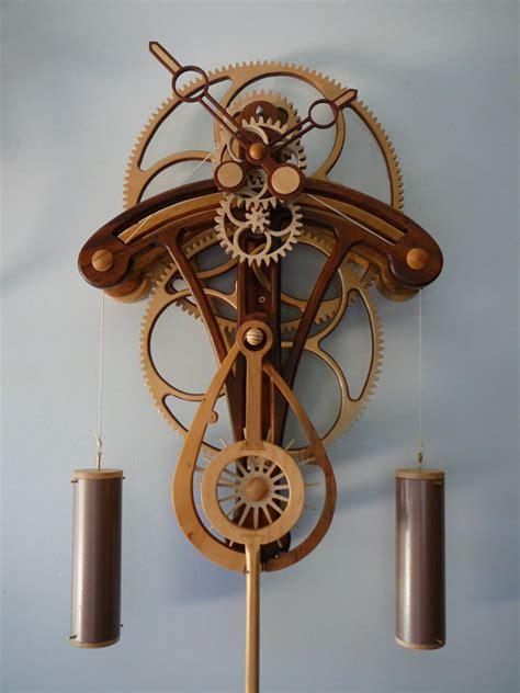 wooden gear clock genesis design pdf diy wood clock gear design wood bench design