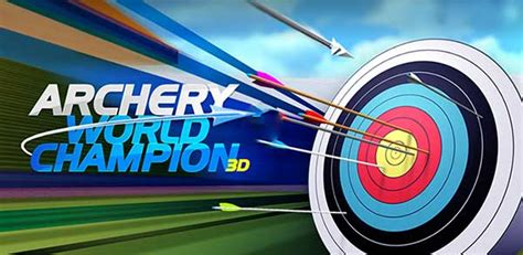 archery world champion   full apk mod android