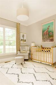 Unisex beige nusery baby room ideas for Modern unisex nursery ideas