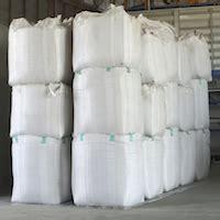 safely handle bulk bags fibcs clean