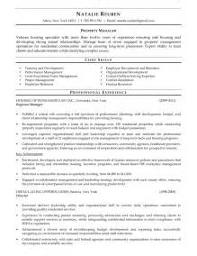 Residential Property Manager Resume Sles by Manager Resume Cover Letter Likewise Real Estate Cover Letter With Property Management Cover