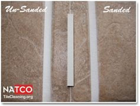 sanded vs un sanded grout on pinterest grout colors and