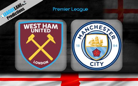 West Ham vs Manchester City Prediction, Betting Tips ...
