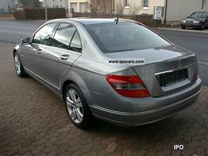2008 Mercedes-benz C 180 Kompressor Blueefficiency Avantgarde