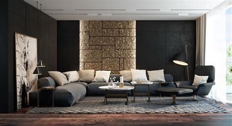 Black And Living Room Ideas by Black Living Rooms Ideas Inspiration