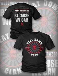 official tna impact beat clan bdc quot we do what we do quot t shirt ebay