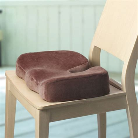 cushion seat foam orthopedic comfort coccyx memory chair