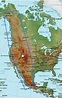 Rocky mountain on us map and travel information | Download ...