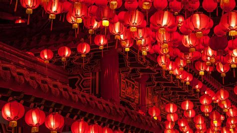 Lantern Festial Bing Wallpaper Download