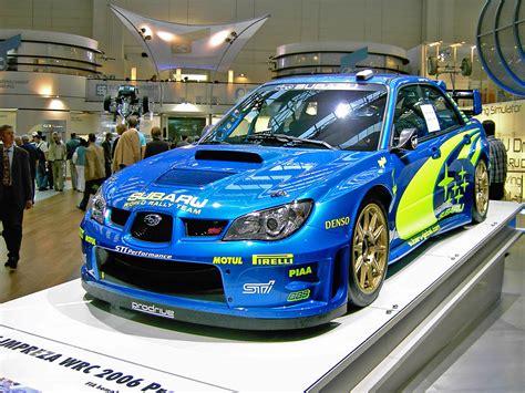 Image Gallery 2006 Wrc Subaru