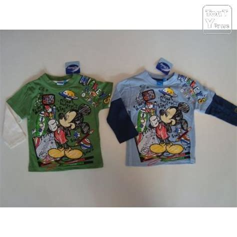 v 234 tement pull longues manches pas cher disney mickey
