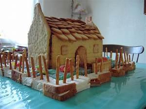 Gateau En Forme De Maison : recette pour gateau en forme de maison arts culinaires magiques ~ Nature-et-papiers.com Idées de Décoration