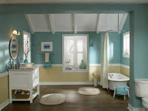 Behr Bathrooms Paint Colors Sea