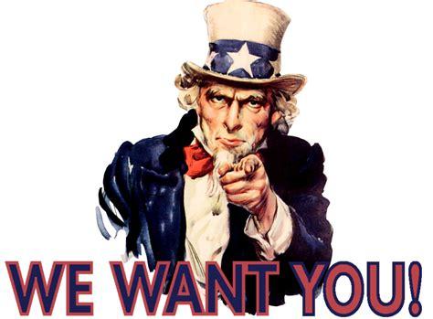 Uncle Sam Meme - uncle sam clipart i want you pencil and in color uncle sam clipart i want you