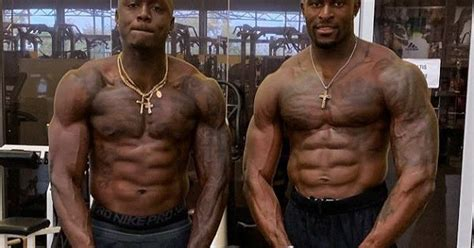 nfl draft receiver dk metcalf   crazy body fat