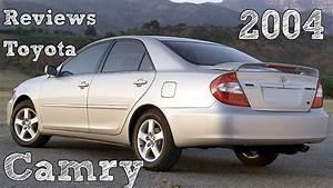Reviews Toyota Camry 2004