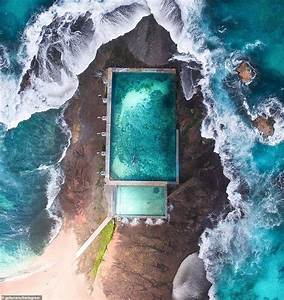 Stunning drone images capture the nation's beauty from the ...
