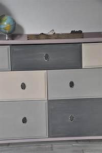 comment peindre un meuble en bois vernis With comment peindre un meuble vernis