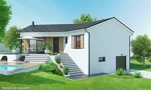 Type De Sol Maison : maison 3 4 chambres avec sous sol construction maison design avec sous sol ~ Melissatoandfro.com Idées de Décoration