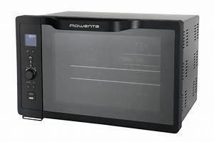 Four A Chaleur Tournante : mini four four posable rowenta oc786830 gourmet pro ~ Premium-room.com Idées de Décoration