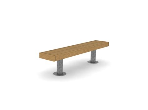 Low Narrow Bench by Elements 174 Narrow Bench And Narrow Benches