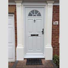 Composite Front Doors In Southampton  Front Doors Fitted