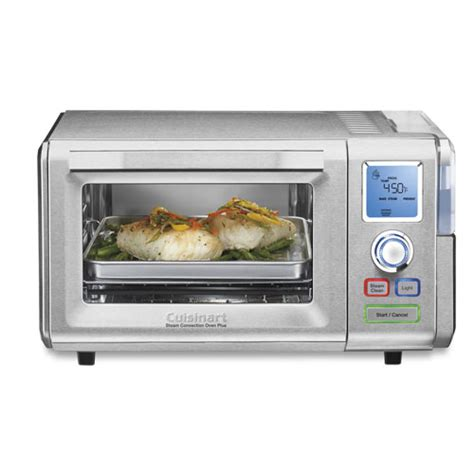 cuisinart combo steam and convection oven cuisinart combo steam convection toaster oven 0 6 cu 9524