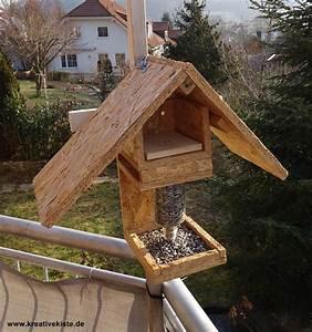 Schiefes Vogelhaus Bauanleitung : automatisches futterhaus ~ Watch28wear.com Haus und Dekorationen