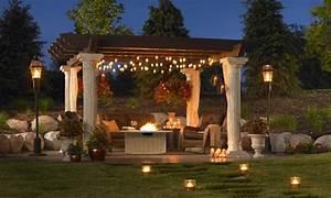 Best 9+ Patio Lighting Ideas To Light Up Your Backyard
