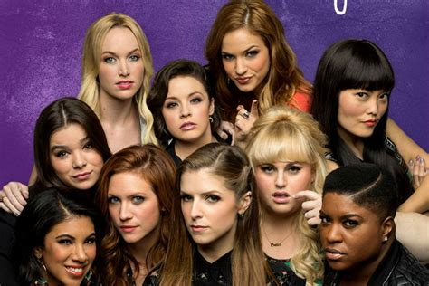 3 Pitch Perfect Cast