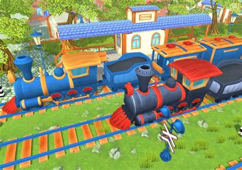 Locomotive | CGTrader