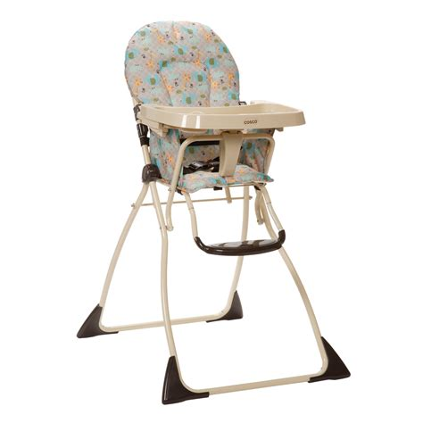Cosco High Chair Seat Pad by Cosco Flat Fold High Chair Kenya Baby Baby Feeding