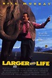 LARGER THAN LIFE | Movieguide | Movie Reviews for Christians