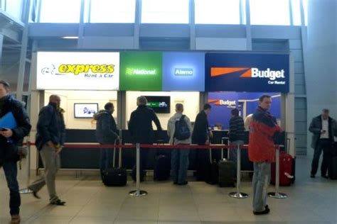 Returning A Car Hire To Warsaw Chopin Airport